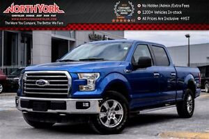 2016 Ford F-150 XLT 4x4|SuperCrew|Backup Cam|Tow Hitch|SideSteps