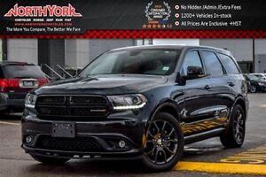 2016 Dodge Durango R/T|AWD|Hemi|Red Accent,Tow Pkgs|Nav|Htd/Vntd