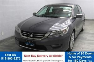 2013 Honda Accord TOURING w/ NAVIGATION! LEATHER! SUNROOF! REVER