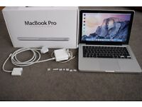 """Macbook Pro 13"""" 500GB. Used but in perfect condition"""
