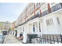 Charming period two bedroom apartment in West Kensington W14