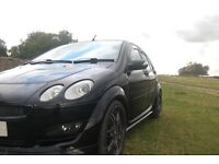 2006 56 Smart Forfour Brabus 1.5T (5 door)