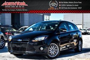 2014 Ford Focus Titanium|Sunroof|RearCam|ParkSense|HtdFrSeats|So