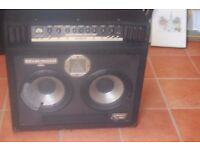 BEHRINGER 450WATTS ULTRA BASS
