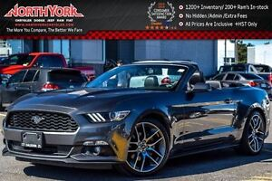 2015 Ford Mustang EcoBoost Premium|AccidentFree|Nav|RearCam|Vntd