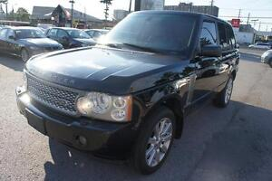 2007 Land Rover Range Rover Supercharged Long-base  |  Leather |