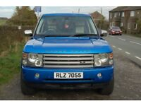 Range rover vogue 4.4v8 Autobiography Lpg converted in stunning condition