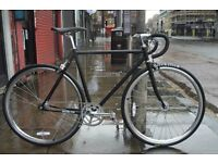 Brand new NOLOBI single speed fixed gear fixie bike/ road bike/ bicycles + 1year warranty 5b