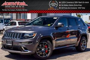 2016 Jeep Grand Cherokee NEW Car SRT 4x4|SRT H/K Audio Pkg|PanoS