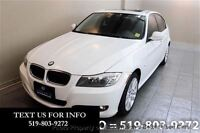 2011 BMW 323I LUXURY PKG! 17's! SUNROOF! LEATHER! MEMORY SEATS!