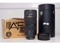 Nikon 80-200 2.8D ED Lens in fantastic condition! BOXED!
