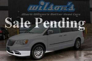 2016 Chrysler Town & Country TOURING! LEATHER! NAVIGATION! HEATE