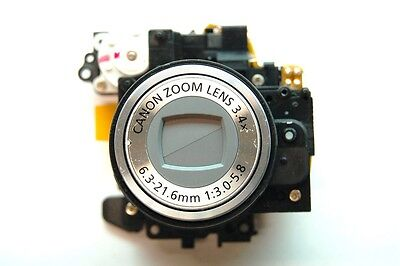 CANON Powershot A2000 IS LENS ZOOM UNIT ASSEMBLY Silver A0440