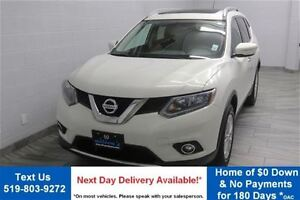 2014 Nissan Rogue SV! AWD! PANORAMIC ROOF! HEATED SEATS! REVERSE
