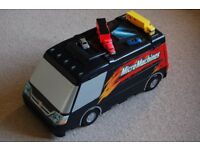 Micro Machines Super Van City with Cars.