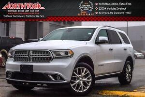 2015 Dodge Durango Citadel 4x4|7-Seater|Tech Package|Nav|Sunroof