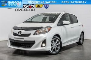 2014 Toyota Yaris SE MAGS+A/C+BLUETOOTH