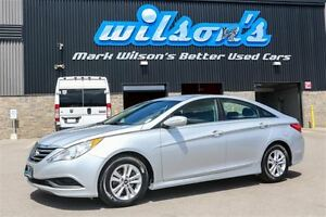 2014 Hyundai Sonata GL NEW TIRES+BRAKES! HEATED SEATS! $59/WK, 4