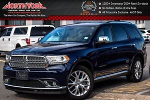 2015 Dodge Durango Citadel 4x4|7-Seater|Nav|Leather|Sunroof|HTD