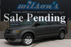 2010 Dodge Grand Caravan SE QUAD CAPTAINS! $68/WK, 6.24% ZERO DO
