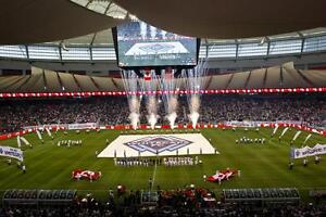 Vancouver Whitecaps FC Tickets - BEST SEATS - BEST PRICES - 200% GUARANTEE - ONLY 3% Service Fee on Orders!!!