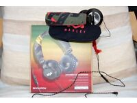 Marley Revolution Stereo Headphones