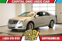 2014 Cadillac XTS Luxury Collection AWD *Remote Start-Heated Sea