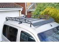 Citroen Berlingo / Peugeot Partner Full length Roof rack bars 98-2008