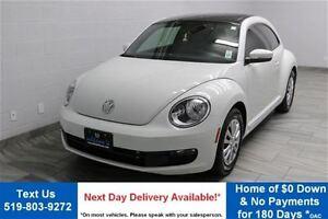 2016 Volkswagen Beetle 1.8TSI TRENDLINE w/ PANORAMIC ROOF! REVER
