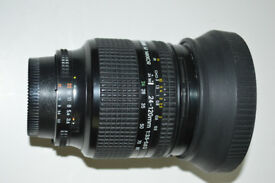 Nikon AF-D 24-120 f3.5/5.6D built in motor Very good condition, all clear optics