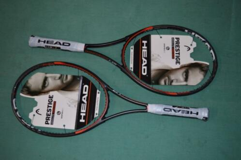 2x HEAD Graphene XT Prestige MP (grip 3) nieuw