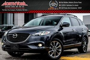 2015 Mazda CX-9 GT|Loaded|RearCam|Sunroof|BoseSound|Nav.|20Alloy