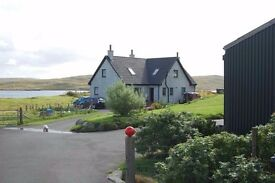 Family home and croft for sale