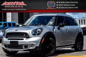 2015 MINI Cooper Countryman S|ALL4|DualPaneSunroof|Leather|Manua