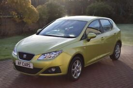 SEAT IBIZA! LOW MILEAGE. PART EXCHANGE WELCOME, FINANCE AVAILABLE. CALL FOR MORE DETAILS.