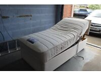 A DREAMS/ SINGLE BED WITH MOTORISED UNIT