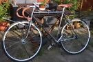 Bianchi Pista Steel Fixed Gear Bicycle Size 55