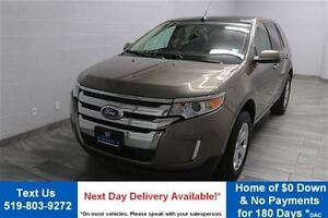 2013 Ford Edge SEL w/ NAVIGATION! LEATHER! SUNROOF! REVERSE CAME
