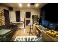 Professional Recording Studio to share - £320 / month