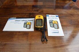 Garmin eTrex 12 Channel Handheld GPS Receiver, Thatcham, Berkshire