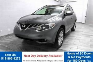 2014 Nissan Murano SV AWD w/ PANORAMIC ROOF! REVERSE CAMERA! HEA