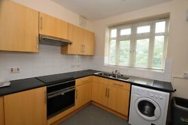 Recently redecorated three bedroom top floor flat with access to the A406 in Brook Lodge, Hendon