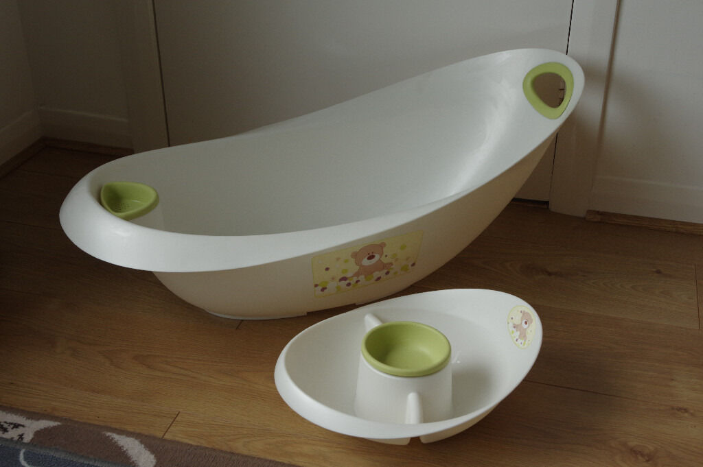 Mothercare Baby Bath and Top & Tail basin | in Ayr, South Ayrshire ...