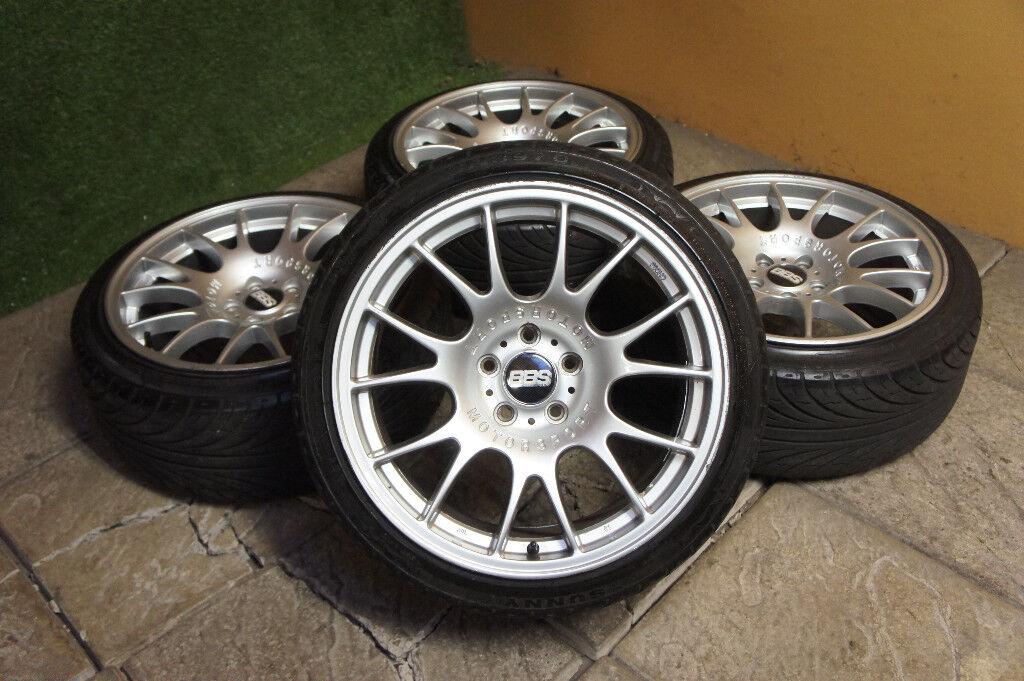 "18"" CH Style Alloy wheels 5x112 fits VW"