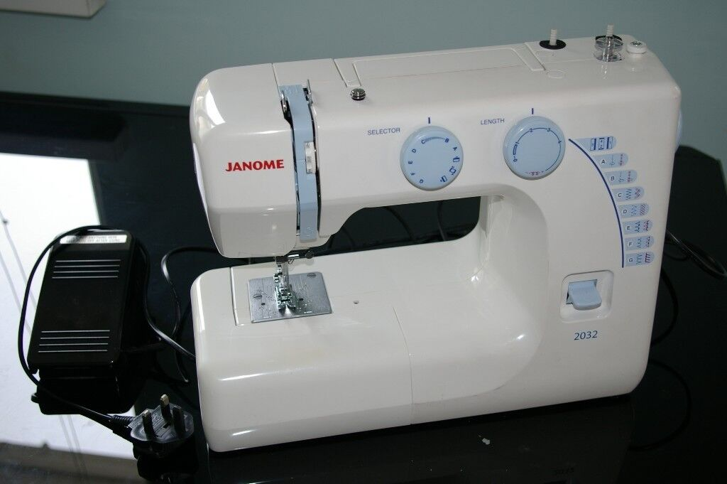 Janome Sewing Machine 40 In Coleraine County Londonderry Gumtree Simple Janome Sewing Machine 2032