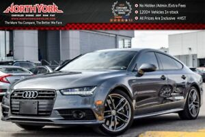 2016 Audi S7 Quattro|Black Optics,Driver Asst.,Multicontour Pkg