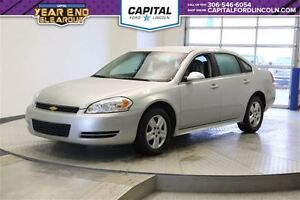 2011 Chevrolet Impala LS * PST PAID Auto-Power Seat-Traction Con