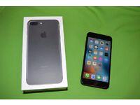 Apple iphone 7 Plus, 32GB, Black on Vodafone