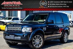 2012 Land Rover LR4 LUX 4WD|Nav|3 Sunroofs|1st/2nd Row Htd Seats