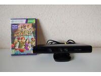 Kinect Sensor + Game for Xbox 360